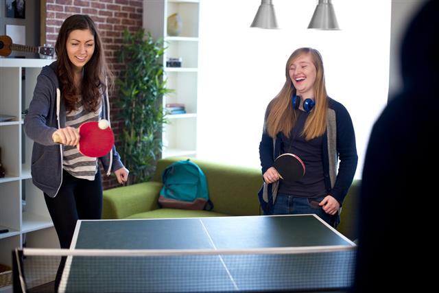Table Tennis Teens