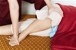 Thai Foot And Leg Massage
