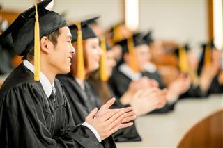 Diverse Graduating Class