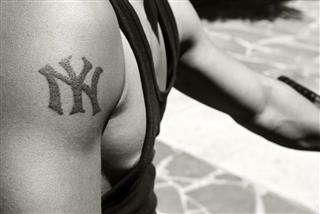 New York Yankees Tattoo