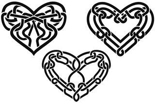 Celtic Heart Set