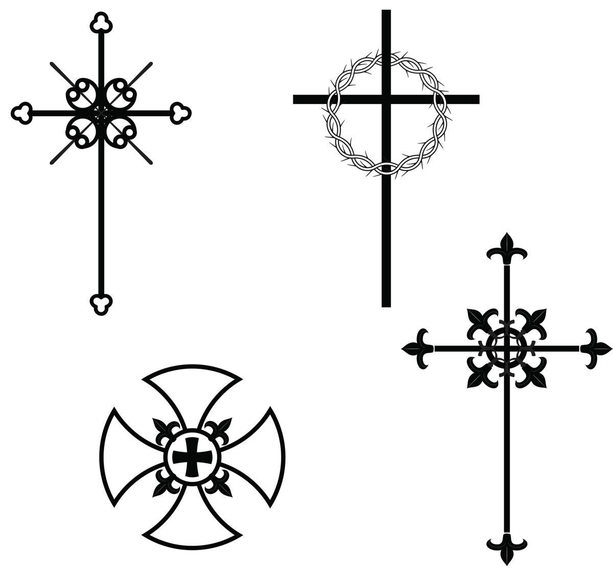 Gaelic symbols their meanings images symbol and sign ideas celtic armband tattoos cross tattoo illustration buycottarizona buycottarizona