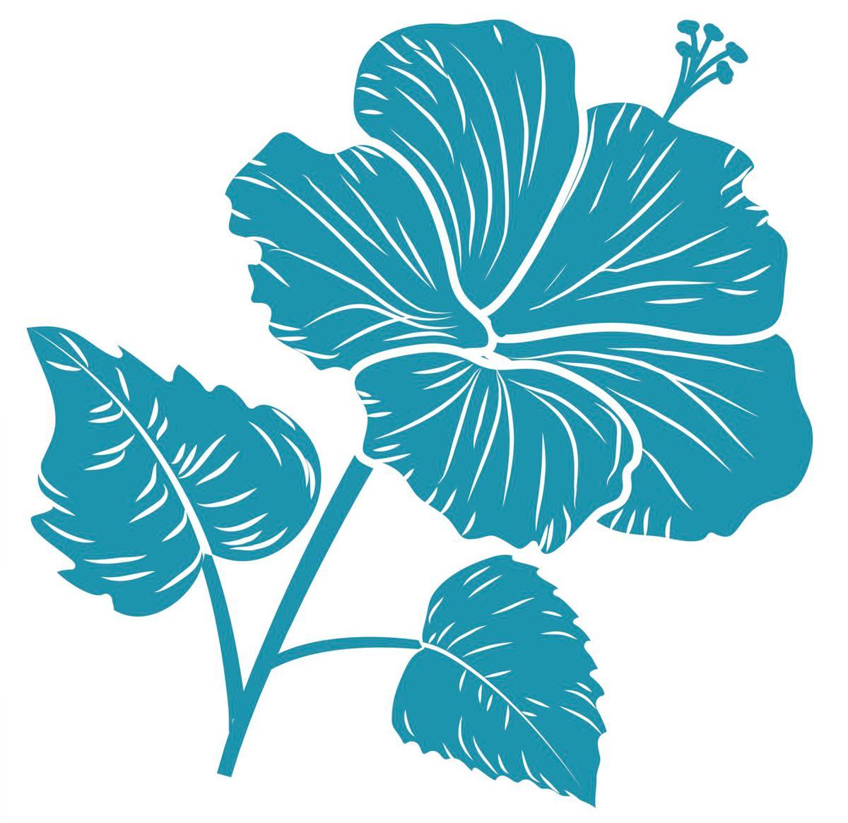 Hibiscus flower tattoos tropical hibiscus bloom izmirmasajfo