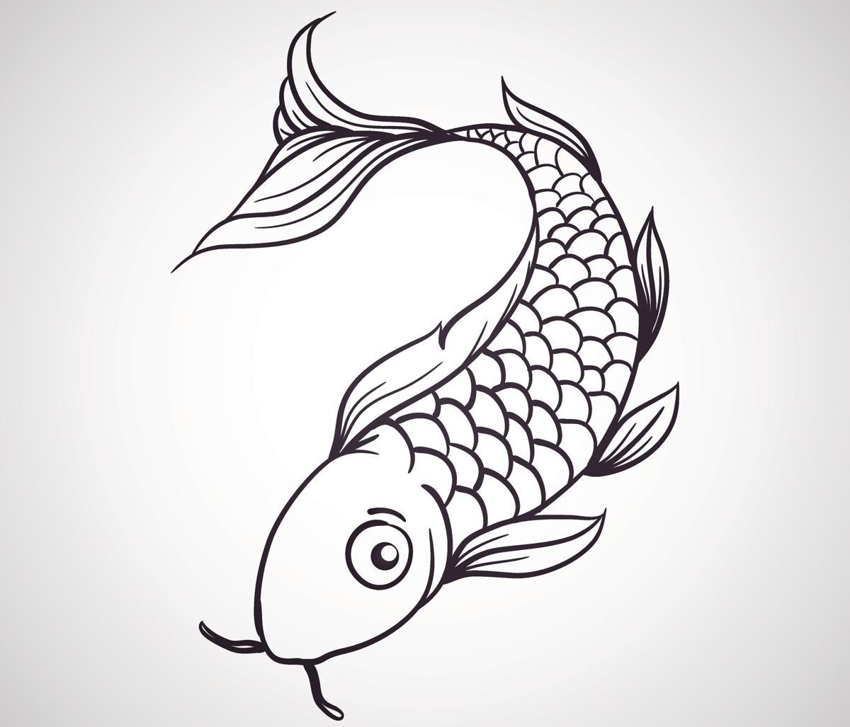 Koi tattoo meaning koi fish vector tattoo biocorpaavc