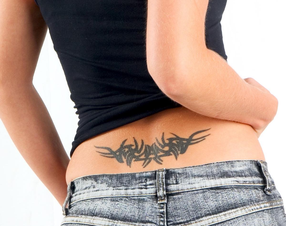 Feminine Tribal Tatto: Tribal Tattoos For Women