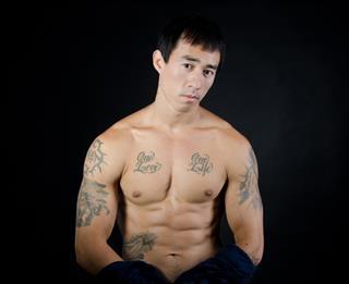 Tattoos on sexy body