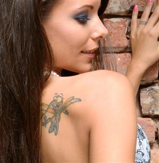 Mosquito Tattoo