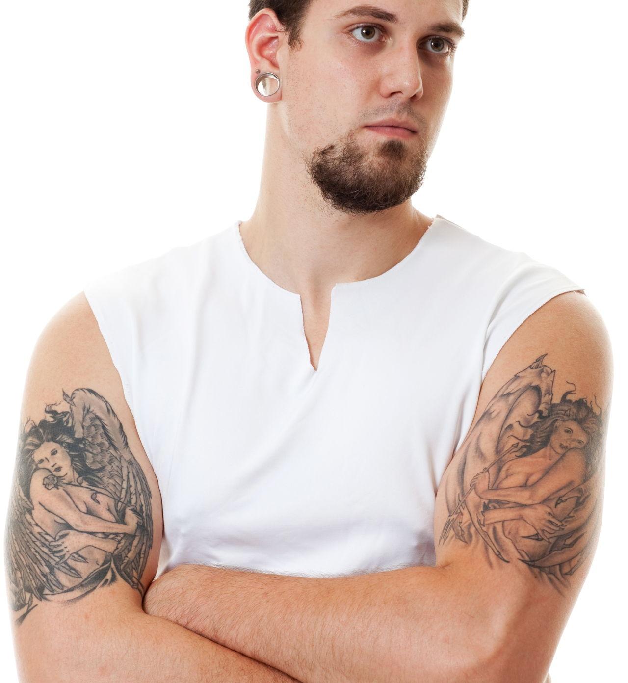 tattoo half young sleeve designs tattoos