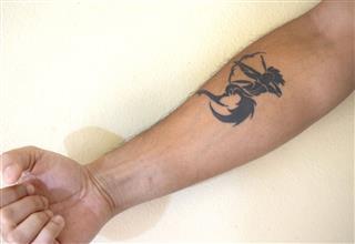 Sagittarius Tattoos For Men