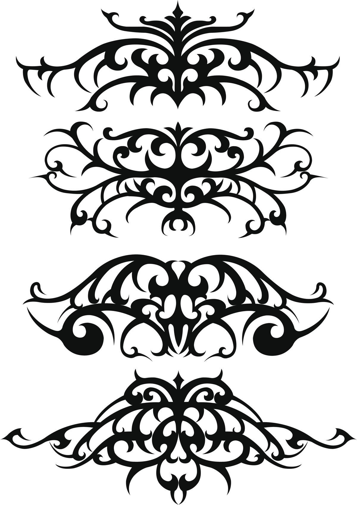 tribal tattoos for women. Black Bedroom Furniture Sets. Home Design Ideas