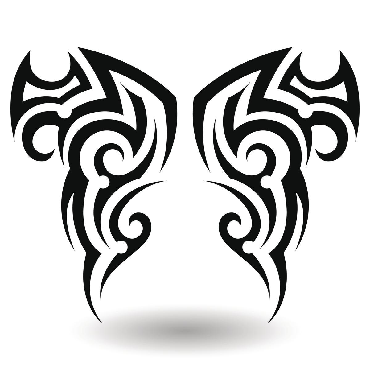 Tattoo Images Tribal: Filipino Tribal Tattoos