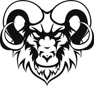 Aries Design Mascot