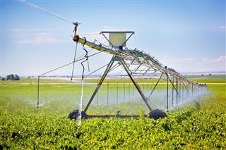 Agricultural Water Sprinklers