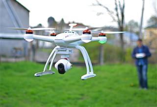 New Chroma Blade Drone