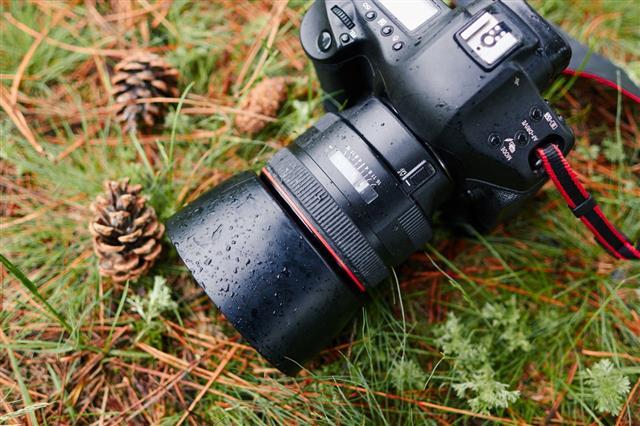 Waterproof Dslr Photo Camera