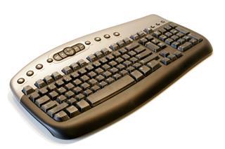 Wireless Computer Keyboard