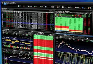 E Trade Trading Platform