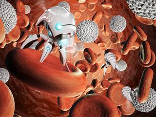Nano Robot Surgery