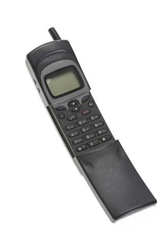 Vintage Mobile Phone
