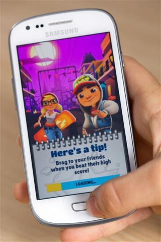 Game On Samsung Galaxy