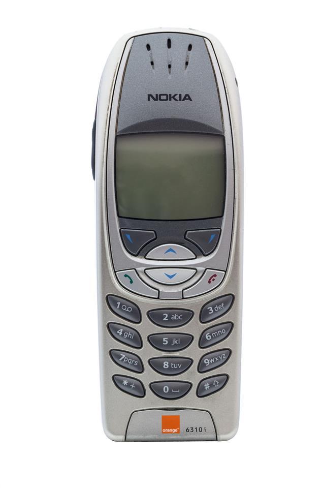 Nokia 6310 Mobile Phone