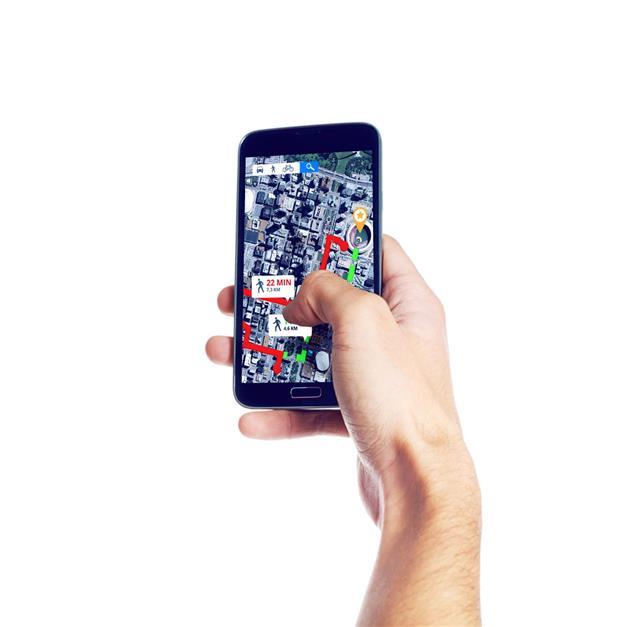 Navigation On Smartphone