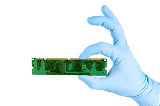Computer Ram Memory Chip