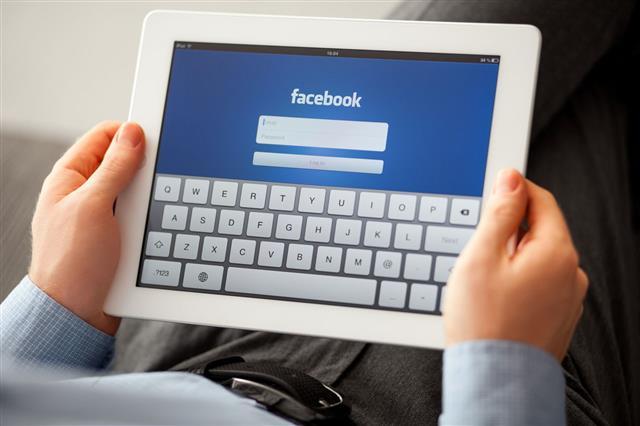 Facebook On Ipad