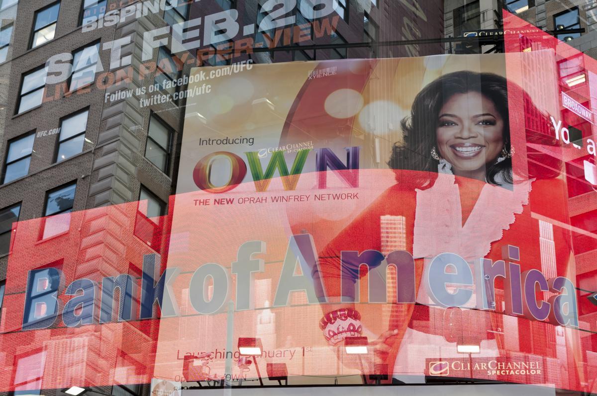 Farewell Oprah!