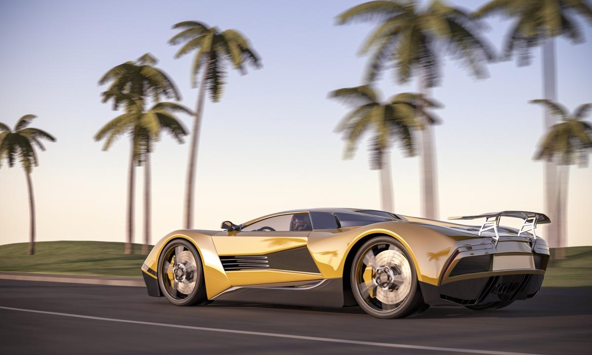 All Wheel Drive Sports Cars