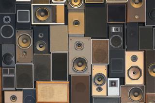 Music column textured