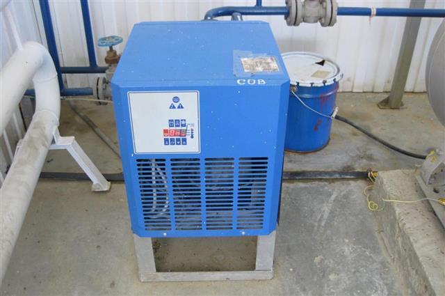 Dehumidifier of industrial air