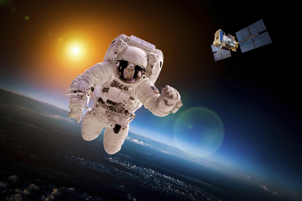 astronaut in space exploration -#main