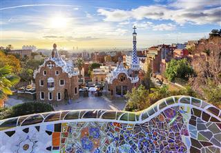 Barcelona - Park Guell Spain