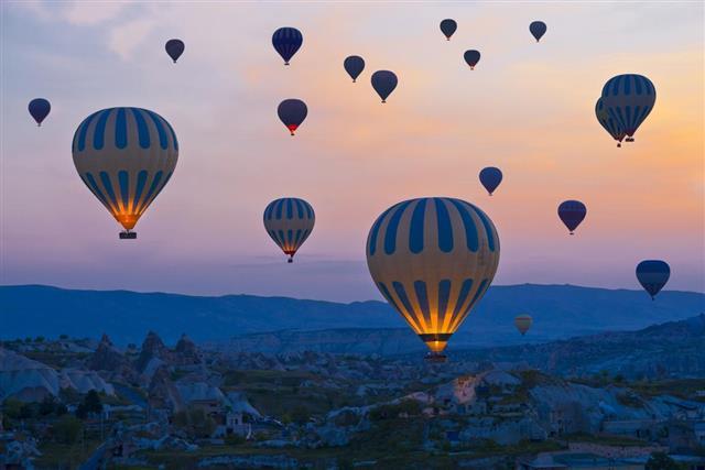Cappadocia – Turkeye