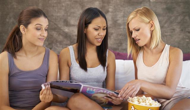 Celebrity gossip time