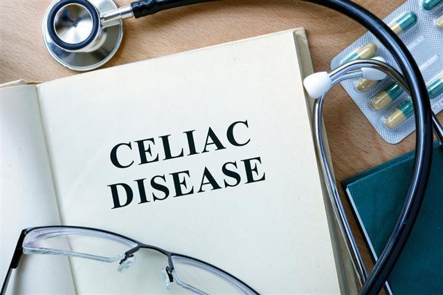 Celiac Disease concept