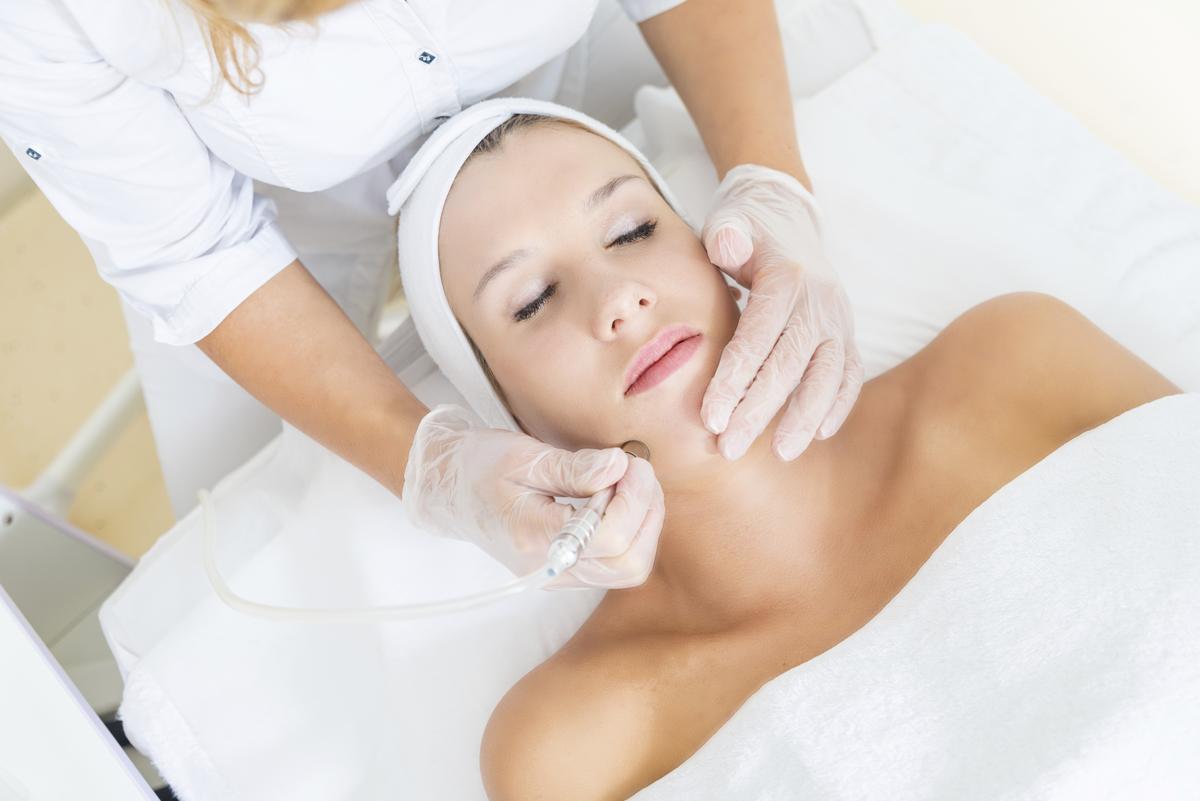 Dermabrasion Facial