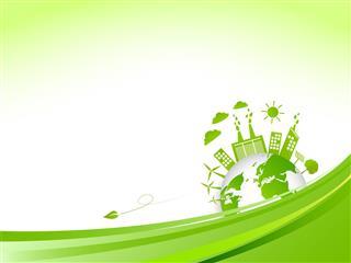 World environment friendly background