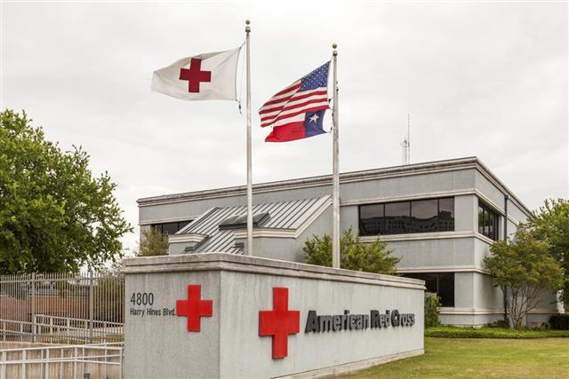 American Red Cross in Dallas