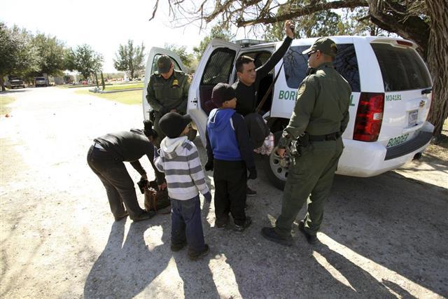 Border Patrol Rio Grande Valley Texas Feb. 9 2016