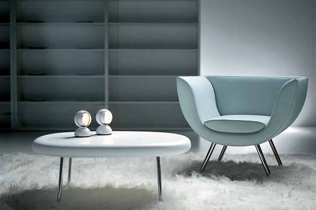 Modern interior | Living room