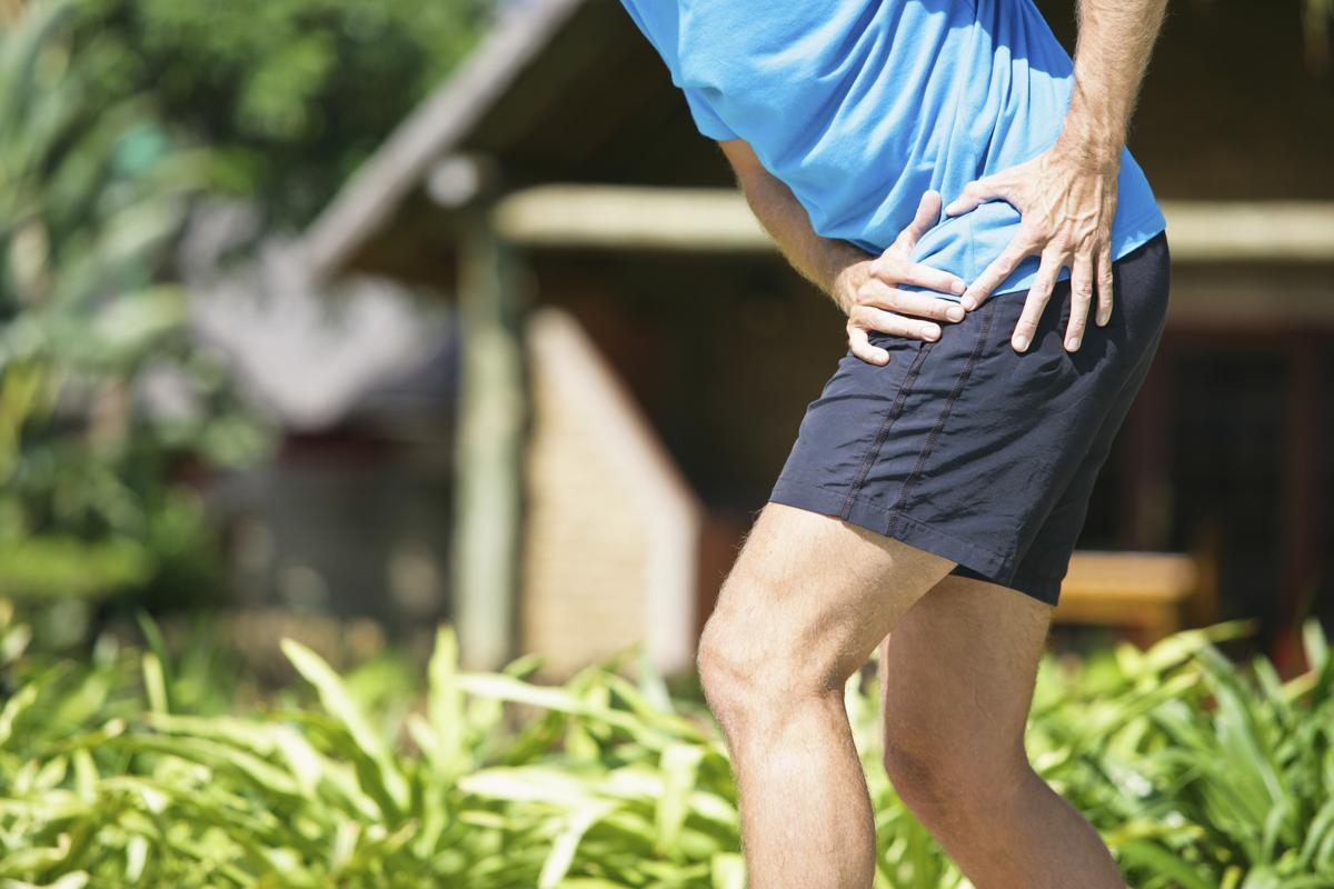 Hip Pain Caused by Trochanteric Bursitis