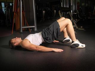 Pelvic Lift Exercise