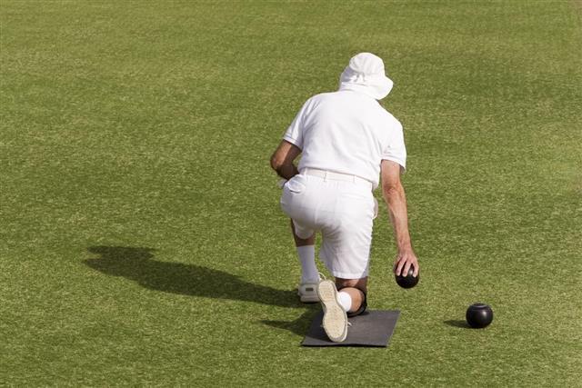 Lawn Bowling (Bocce Ball)