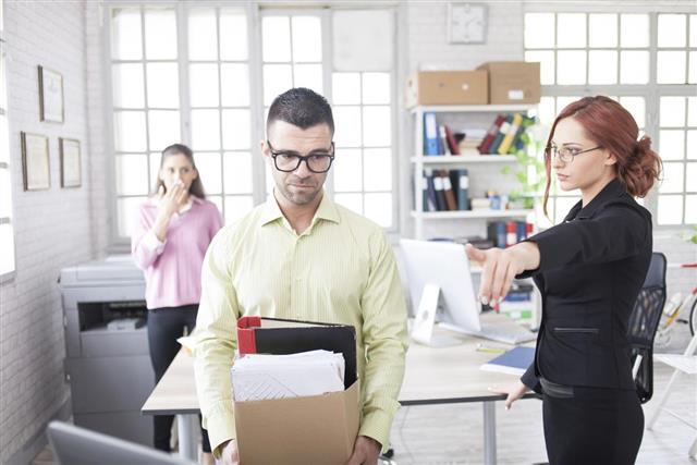 Dismissal at work