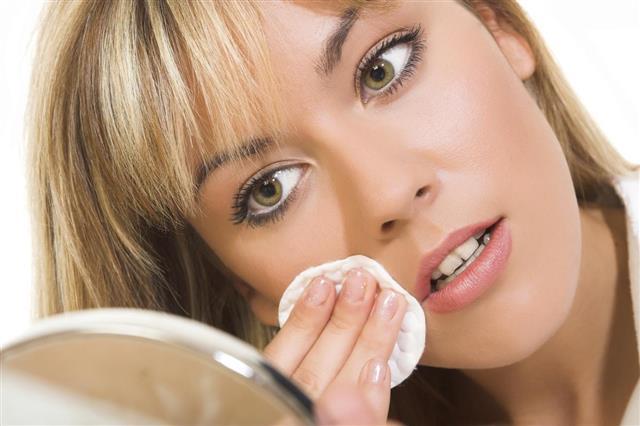 Young Woman Makeup
