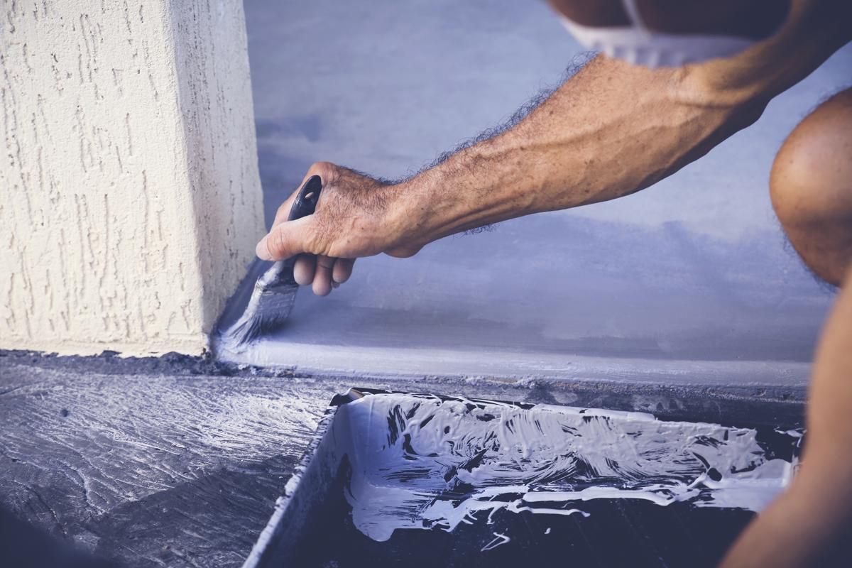 Exterior Concrete Paints