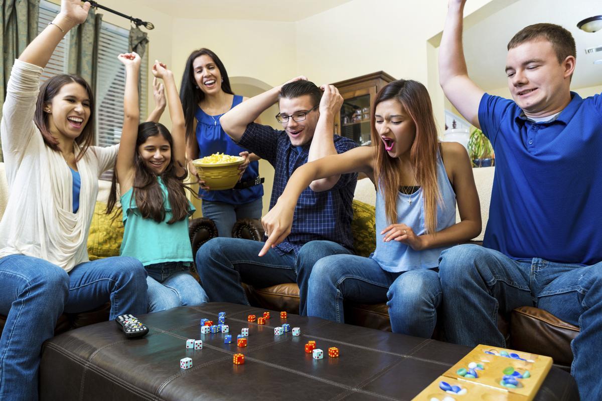 Fun Indoor Group Games