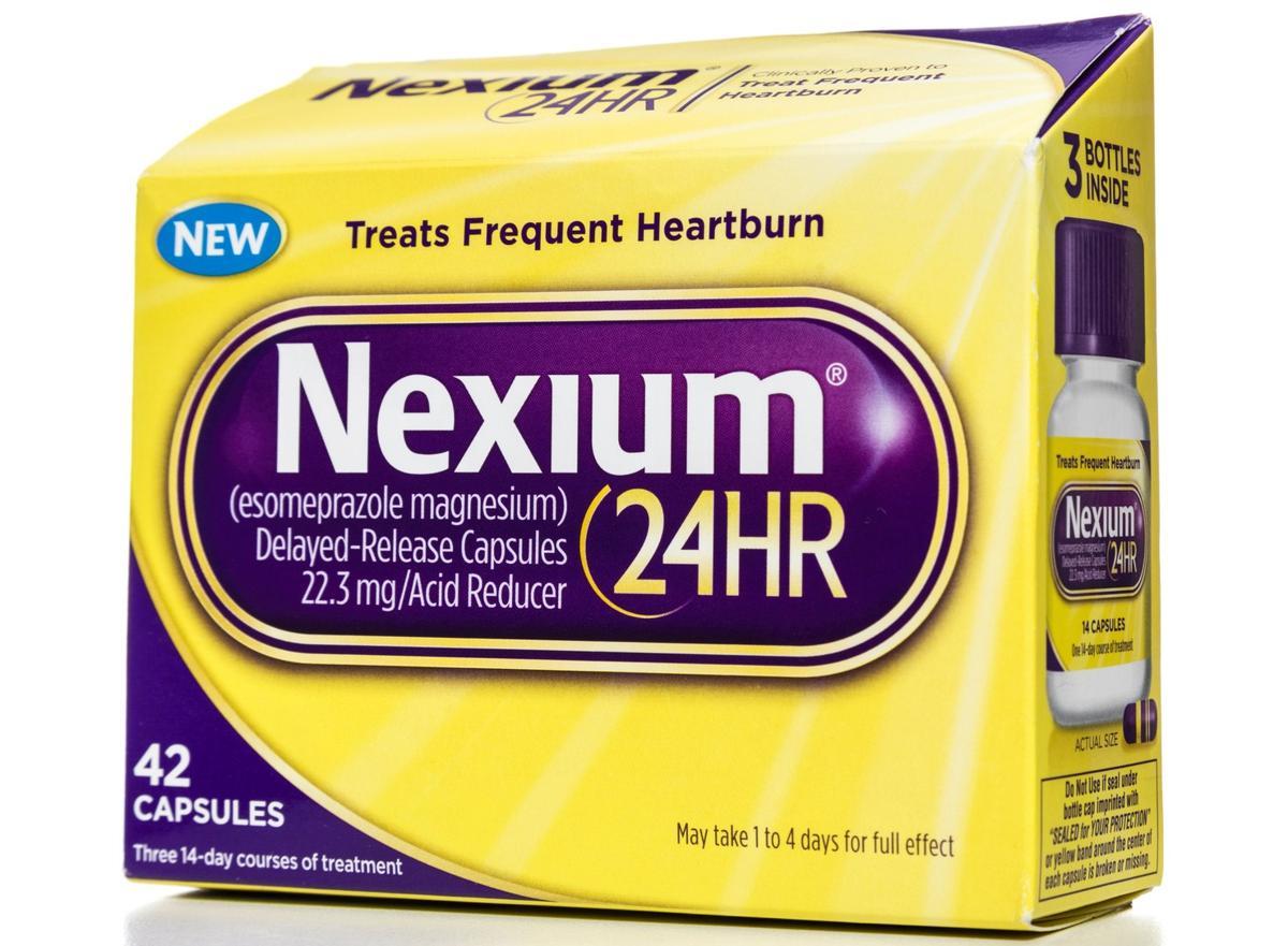 Nexium Side Effects
